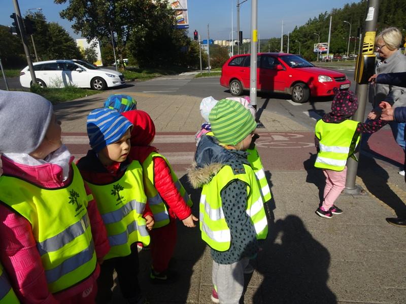 Droga do przedszkola 2019-09-24