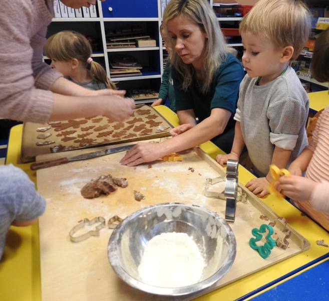 Pierniki przedszkole