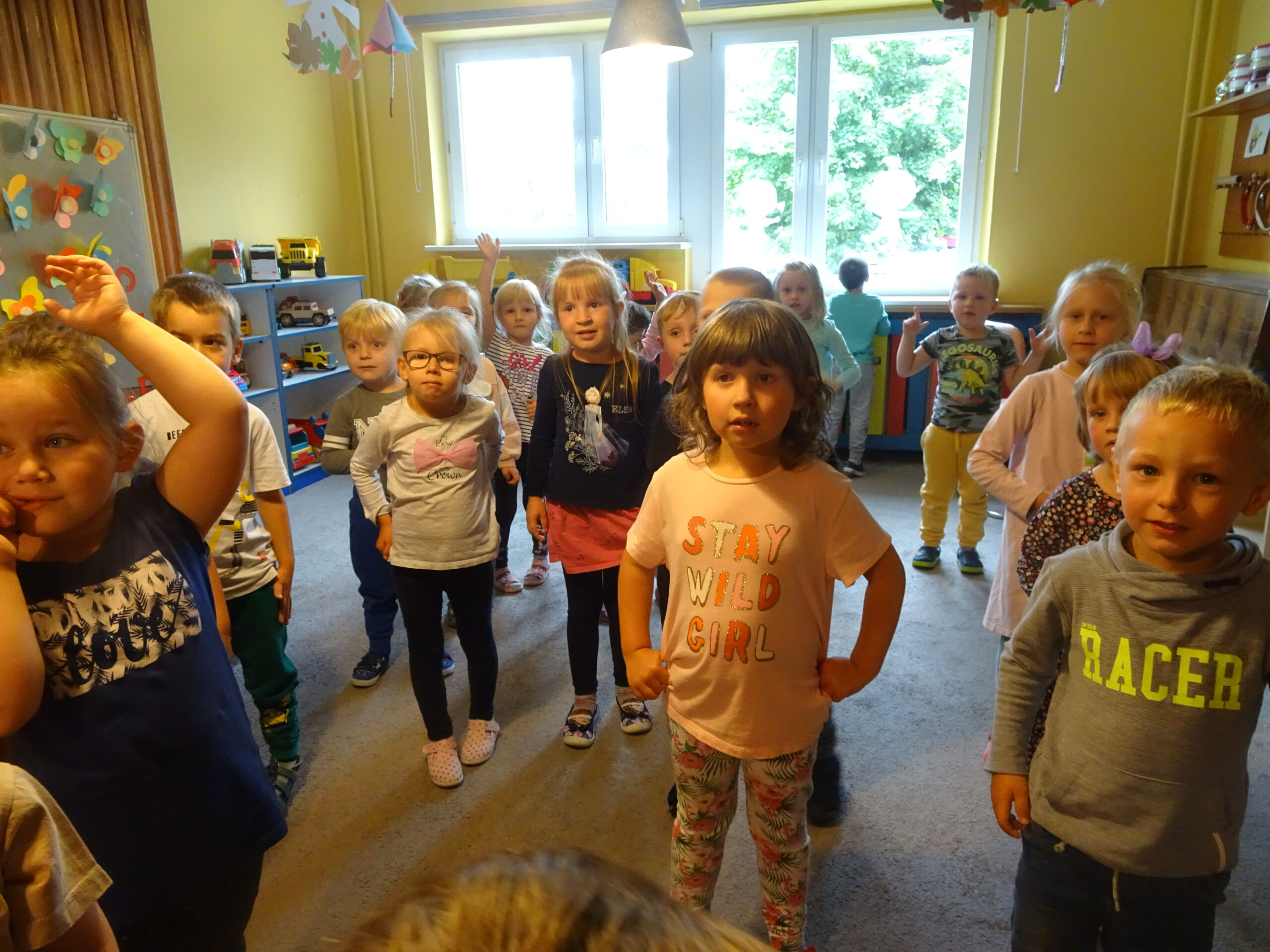 Teatr MagMowcy Witaj przedszkole